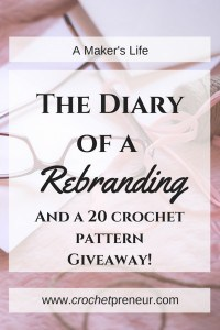 The Diary of a Rebranding