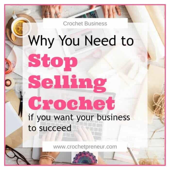 Stop Selling Crochet