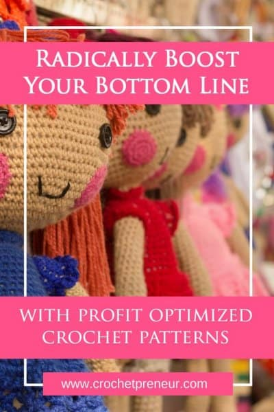 Boost Profits on your Crochet Products!
