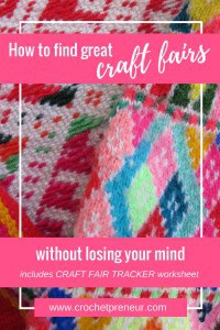FIND CRAFT FAIRS | PLAN FOR CRAFT FAIR SEASON | Learn where and how to find great craft fairs in your area
