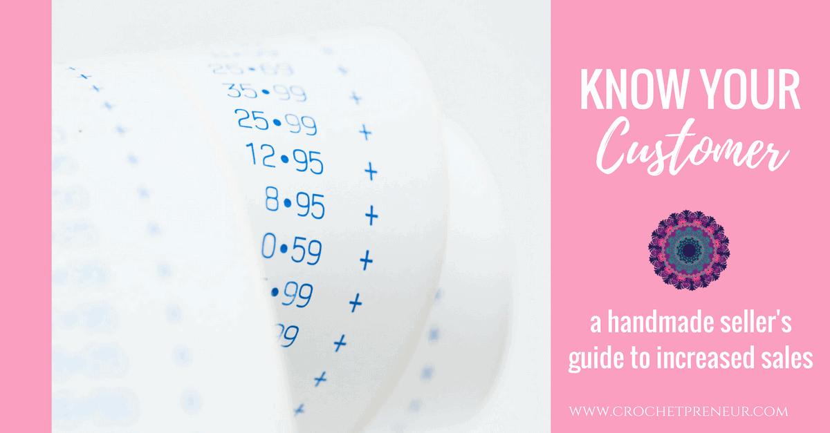KNOW CUSTOMERS | INCREASE SALES