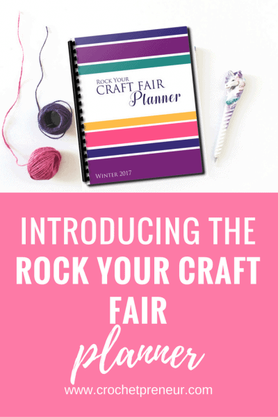 ROCK YOUR CRAFT FAIR PLANNER | Yes, it is possible to wrangle the details of craft fair organization and plan, execute and profit from a great craft fair season!