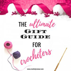 This list is everything a yarn lover could ever want. Simply print out the wish list, print out the gifts you'd like from Santa, and send it to the North Pole! #giftguide #crocheter #giftideas #yarnlover