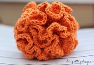 Crochet Bath Pouf Pattern