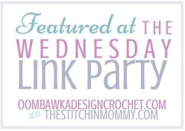 Graphic for Featured at the Wednesday Link Party