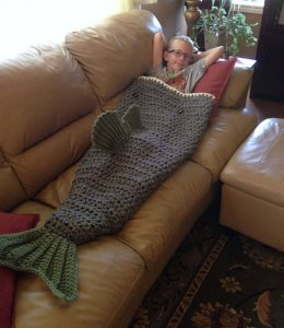Large Mouth Bass Blanket
