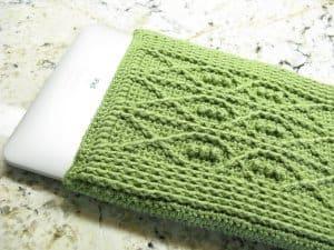 Crochet Ipad Cover Fish