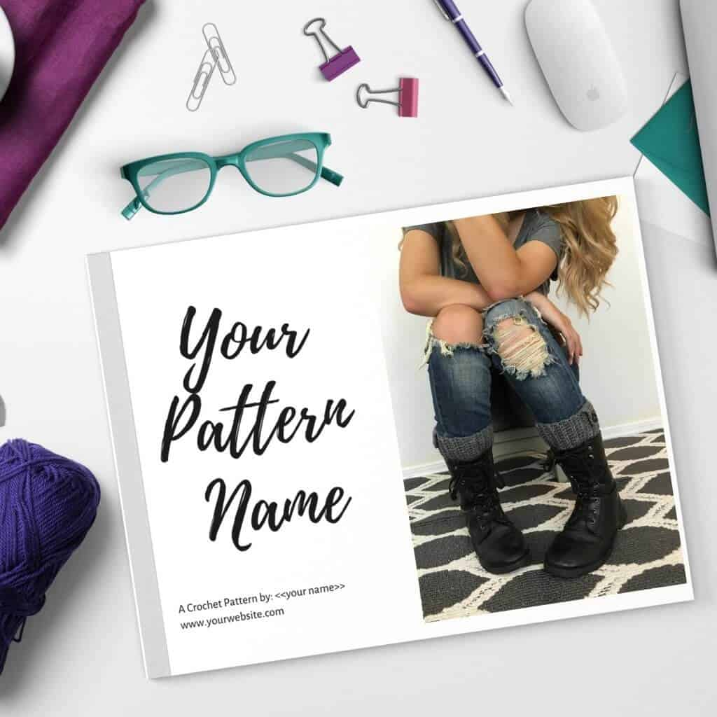 pattern template square