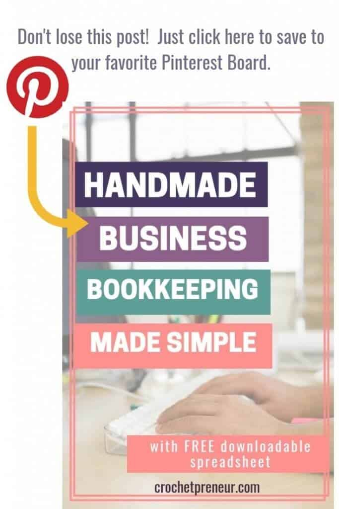 Image reminding the readers to pin this graphic in your own business related Pinterest boards