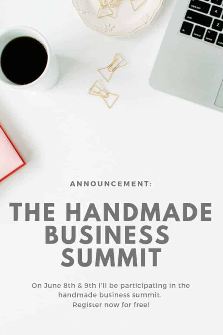 featured image for handmade business summit