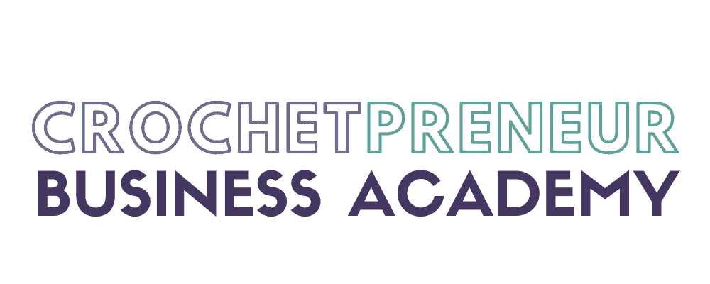 Logo of Crochetpreneur Business Academy