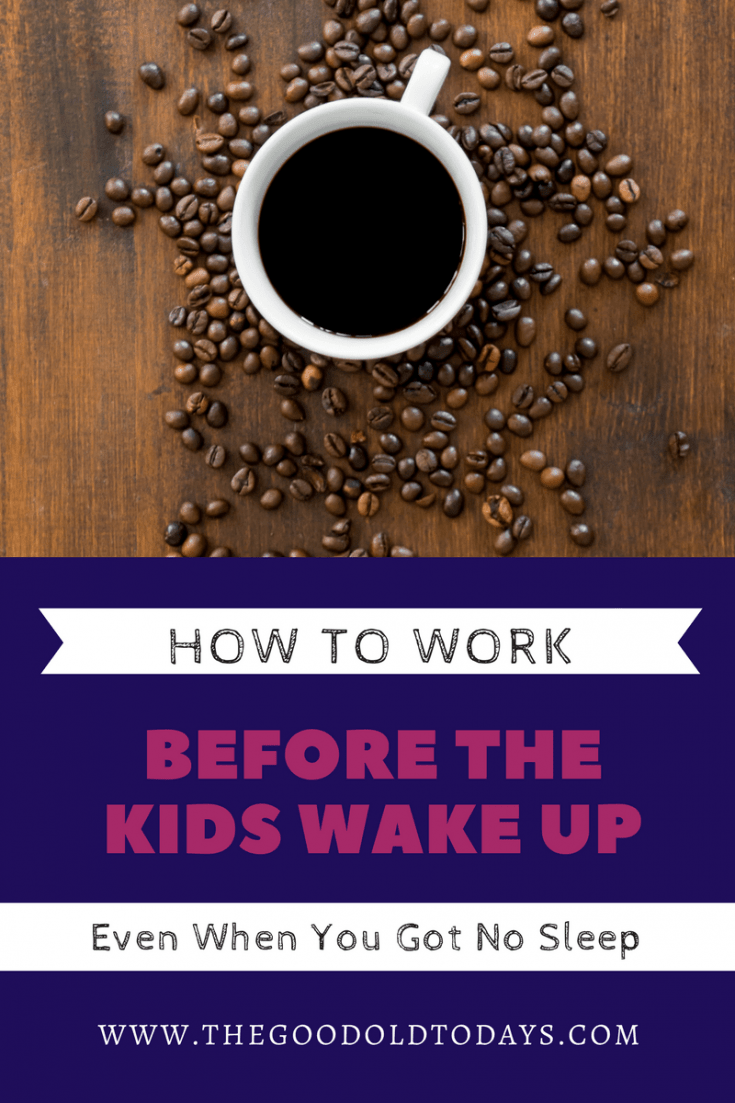 Wake Up Early To Work From Home When You're Not a Morning Person