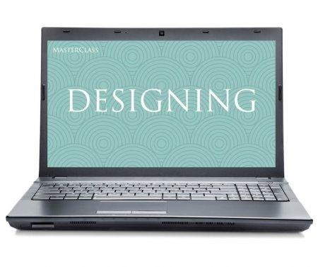 designing desktop mockup